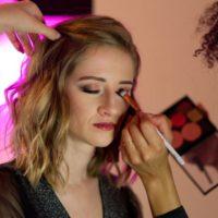 Cours privé de maquillage forfait 1h30