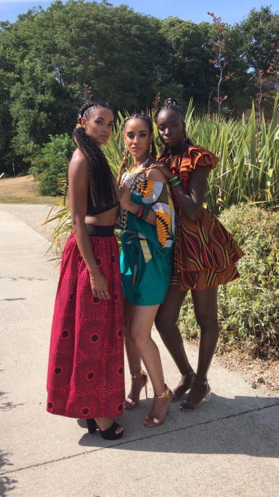 Shooting photo tropical nantes par meliwa makeup artist 44000