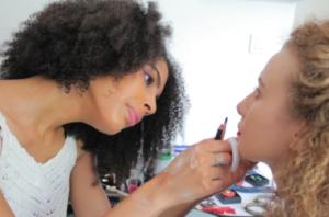 Shooting vidéo Nessabé By Ndiémé.