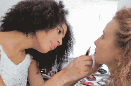 Maquilleuse - nantes - maquillage mariage - nantes - témoins - makeup artist