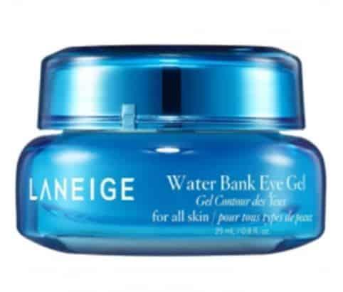 gel contour des yeux de la marque La Neige, marque coréenne. meliwa makeup artist