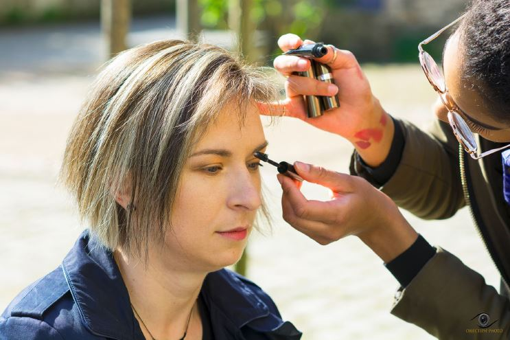 cours maquillage - auto maquillage - nantes - maquilleuse