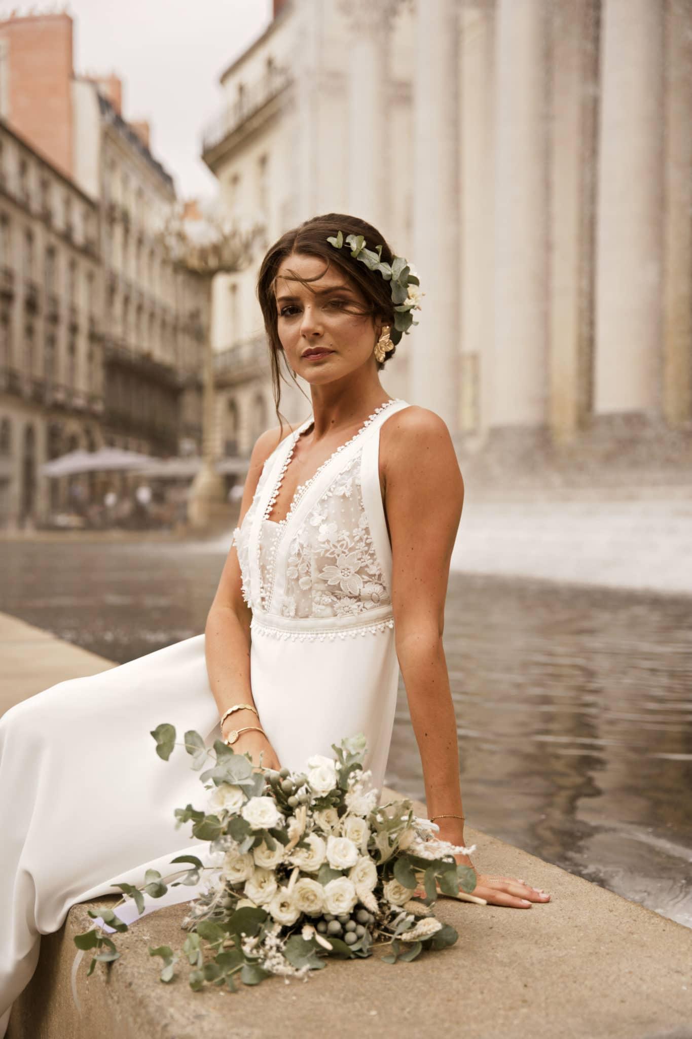 maquilleuse - mariée - nantes - mariage - professionnelle - domicile