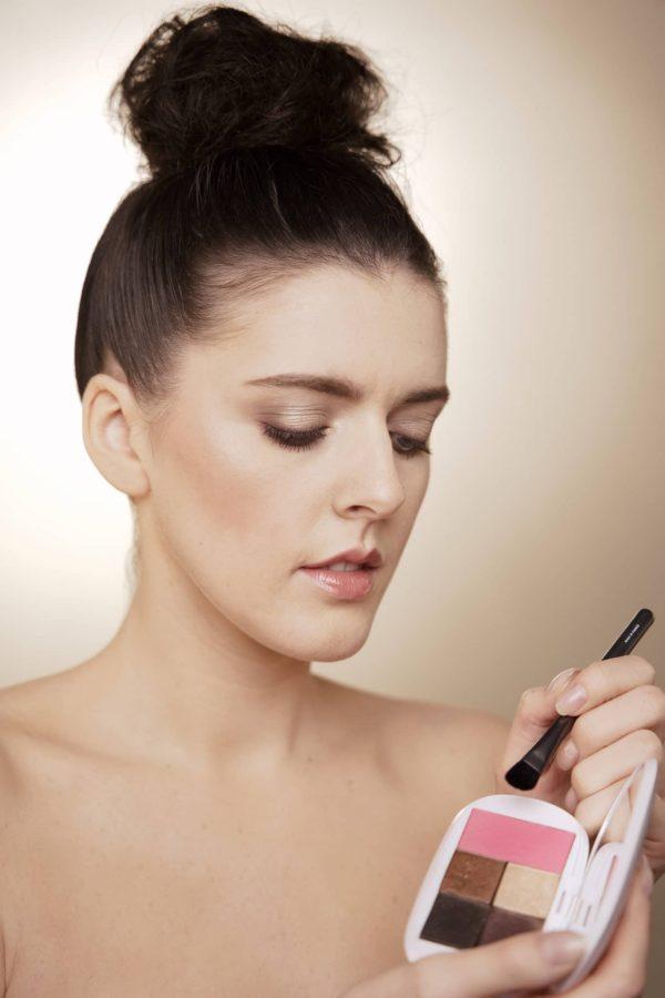 cours de maquillage - anniversaire -box beauté - nantes - maquilleuse