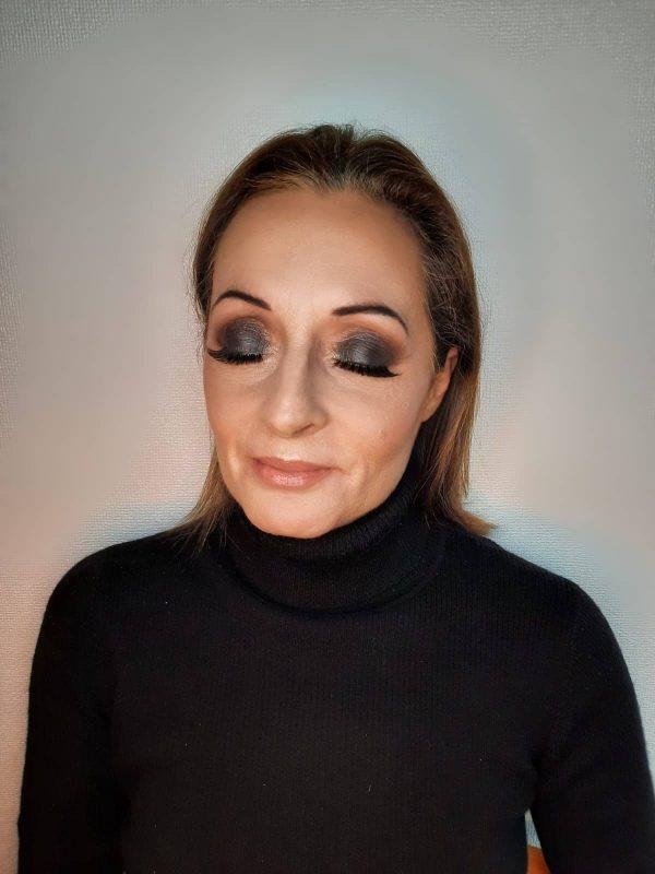 glamour - nantes -maquillage - palette - Christina