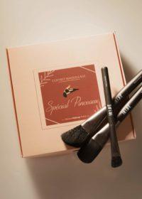 cadeau anniversaire - pinceaux - nantes - maquilleuse - coffret maquillage