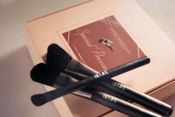 pinceau - maquillage - nantes -cours de maquillage