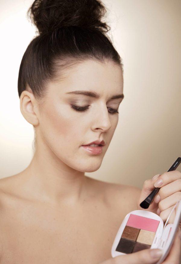 cadeau anniversaire - nantes - maquilleuse - palette maquillage - coffret maquillage